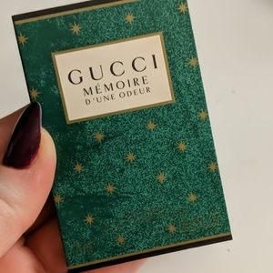 5/$10 - Gucci Mémoire Mini/Sample